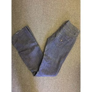 James Jeans Dry Aged Denim Jamie Boot Cut - 801